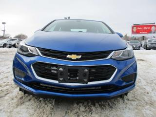 Used 2017 Chevrolet Cruze LT AUTO for sale in North Bay, ON