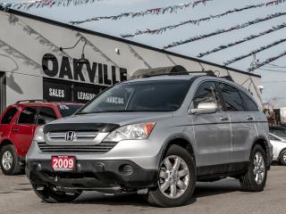 Used 2009 Honda CR-V EX-L for sale in Oakville, ON