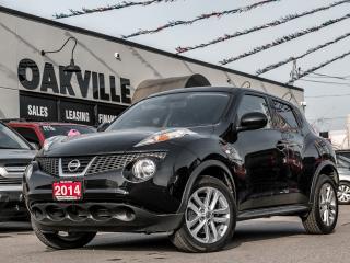 Used 2014 Nissan Juke SV for sale in Oakville, ON