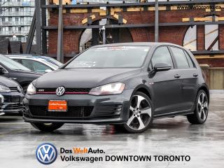 Used 2015 Volkswagen GTI AUTOBAHN 2 SETS OF WHEELS/TIRES for sale in Toronto, ON