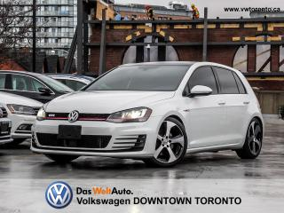Used 2015 Volkswagen GTI AUTOBAHN LEATHER TECHNOLOGY for sale in Toronto, ON
