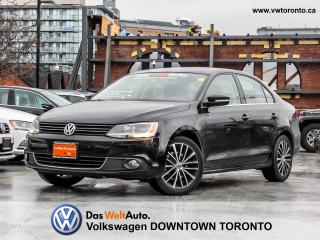 Used 2014 Volkswagen Jetta TSI HIGHLINE TECHNOLOGY PACKAGE MANUAL for sale in Toronto, ON