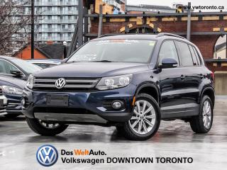 Used 2015 Volkswagen Tiguan 2.0 TSI 4Motion for sale in Toronto, ON