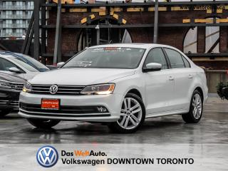 Used 2015 Volkswagen Jetta TSi for sale in Toronto, ON