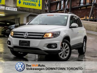 Used 2015 Volkswagen Tiguan 2.0 TSI 4MOTION TECHNOLOGY PACKAGE for sale in Toronto, ON