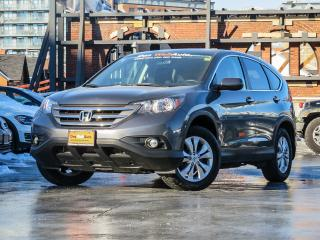 Used 2014 Honda CR-V EX-L AWD for sale in Toronto, ON