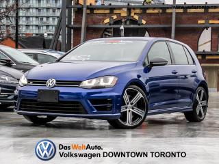 Used 2016 Volkswagen Golf R 4Motion DSG for sale in Toronto, ON