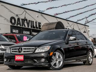 Used 2009 Mercedes-Benz C-Class for sale in Oakville, ON
