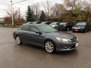 Used 2013 Honda Accord Sedan Touring..Navigation... for sale in Milton, ON
