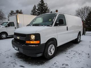 Used 2017 Chevrolet Express 2500 for sale in Ottawa, ON