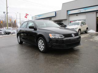 Used 2013 Volkswagen Jetta 2.0L Trendline+ for sale in Kingston, ON