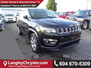 New 2018 Jeep Compass North Cold Weather Group for sale in Surrey, BC