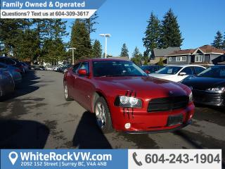 Used 2010 Dodge Charger SXT BC Driven, Cruise Control, Remote Keyless Entry & Panic Alarm for sale in Surrey, BC
