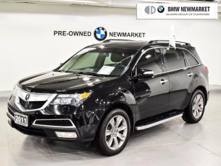 Used 2011 Acura MDX Tech 6sp at for sale in Newmarket, ON