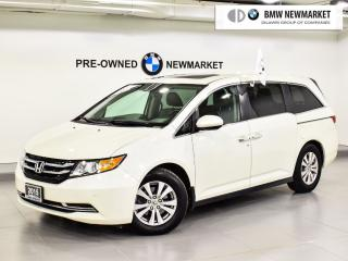 Used 2015 Honda Odyssey EX-L NAVI for sale in Newmarket, ON