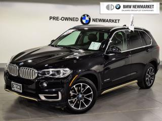 Used 2014 BMW X5 xDrive35d xLine for sale in Newmarket, ON