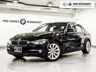 Used 2017 BMW 320i xDrive Sedan for sale in Newmarket, ON
