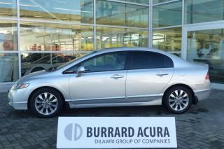 Used 2010 Honda Civic Sedan EX-L at Low Kms/Leather/Sunroof for sale in Vancouver, BC