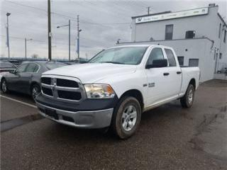 Used 2017 Dodge Ram 1500 SXT QUAD CAB, 4X4, HEMI !!! for sale in Concord, ON