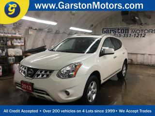 Used 2013 Nissan Rogue SV*AWD*KEYLESS ENTRY*POWER WINDOWS/LOCKS/MIRRORS*CLIMATE CONTROL*CRUISE CONTROL*AM/FM/CD/AUX*SPORT MODE*FOG LIGHTS*POWER SUNROOF*ROOF RAILS*ALLOYS* for sale in Cambridge, ON