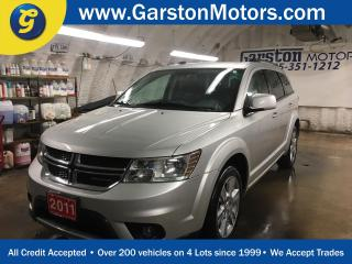 Used 2011 Dodge Journey SXT*KEYLESS ENTRY w/REMOTE START*7 PASSENGER*U CONNECT PHONE*POWER DRIVER SEAT*HEATED FRONT SEATS*TRI ZONE CLIMATE CONTROL w/REAR AIR CONTROL*CRUISE C for sale in Cambridge, ON