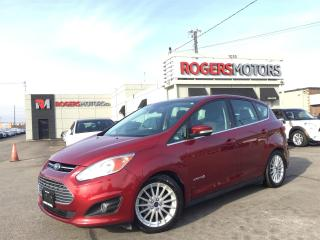 Used 2015 Ford C-MAX SEL HYBRID - NAVI - LEATHER - MOONROOF for sale in Oakville, ON