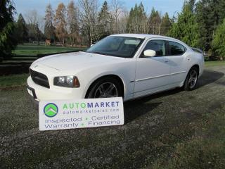 Used 2006 Dodge Charger R/T, 5.7 HEMI, Leather, Roof, Insp, Warr for sale in Surrey, BC