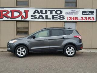 Used 2015 Ford Escape SE 1 OWNER ACCIDENT FREE for sale in Hamilton, ON