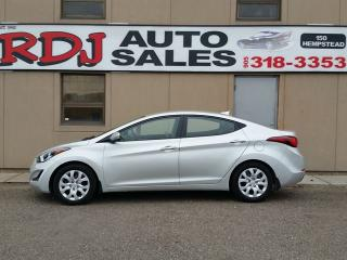 Used 2016 Hyundai Elantra GL ONLY 20000KM 1 OWNER for sale in Hamilton, ON