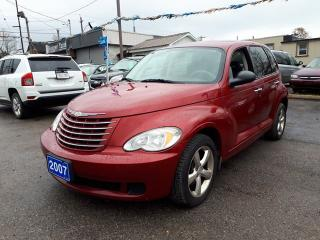 Used 2007 Chrysler PT Cruiser certified for sale in Oshawa, ON