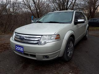 Used 2008 Ford Taurus X Limited.AWD!,,certified for sale in Oshawa, ON