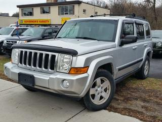 Used 2008 Jeep Commander Sport for sale in Dundas, ON