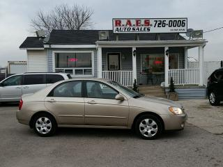 Used 2005 Kia Spectra LX for sale in Barrie, ON