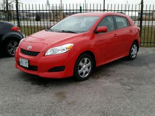 Used 2009 Toyota Matrix XR for sale in Barrie, ON