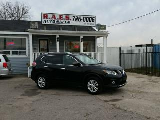 Used 2014 Nissan Rogue SV AWD for sale in Barrie, ON