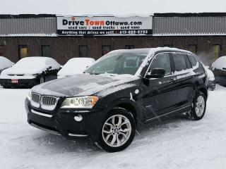 Used 2012 BMW X3 28ix X-DRIVE  **WOW** for sale in Gloucester, ON