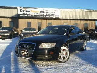 Used 2007 Audi A6 A6 4.2L QUATRO for sale in Gloucester, ON