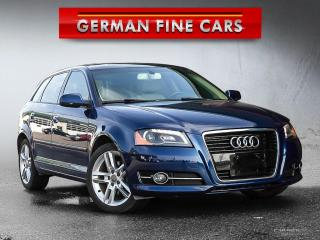 Used 2012 Audi A3 TDI for sale in Caledon, ON
