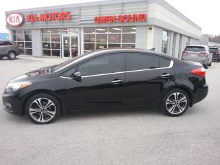 Used 2014 Kia Forte EX for sale in Owen Sound, ON