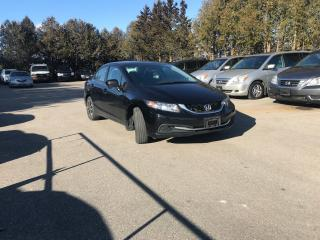 Used 2014 Honda Civic EX for sale in Waterloo, ON