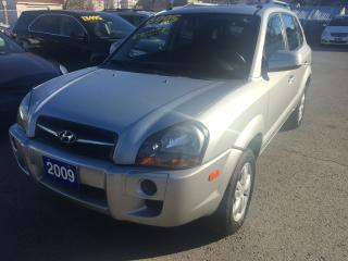 Used 2009 Hyundai Tucson 25th Anniversary for sale in St Catharines, ON
