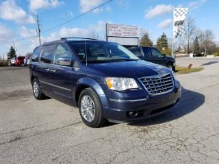 Used 2008 Chrysler Town & Country Limited  for sale in Komoka, ON