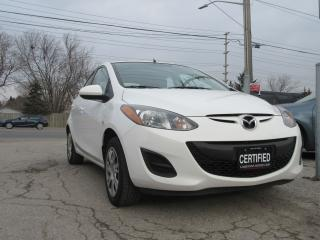 Used 2011 Mazda MAZDA2 GS / ACCIDENT FREE / LOW MILEAGE for sale in Newmarket, ON