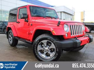 Used 2016 Jeep Wrangler Sahara for sale in Edmonton, AB