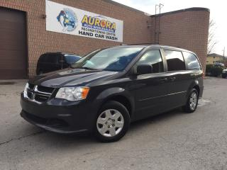 Used 2012 Dodge Grand Caravan SE / SXT - FULL STOW N'GO - DVD for sale in Aurora, ON