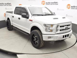 Used 2015 Ford F-150 XLT 4x4 SuperCrew Cab 5.5 ft. box 145 in. WB for sale in Edmonton, AB