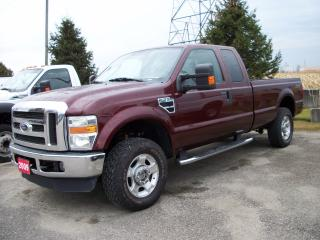 Used 2009 Ford F-250 XLT | SUPER CAB | 4X4 for sale in Stratford, ON