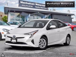 Used 2016 Toyota Prius HYBRID 5DR LIFTBACK |CAMERA|NOACCIDENTS|WARRANTY for sale in Scarborough, ON