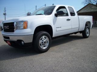 Used 2011 GMC Sierra 2500 SLE | Ext. Cab | 2WD for sale in Stratford, ON