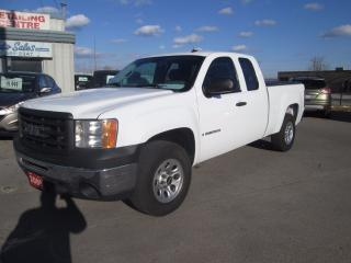 Used 2009 GMC Sierra 1500 WT for sale in Hamilton, ON